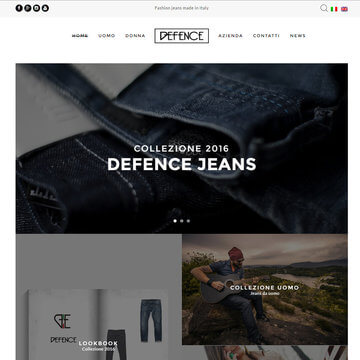 Defence Jeans